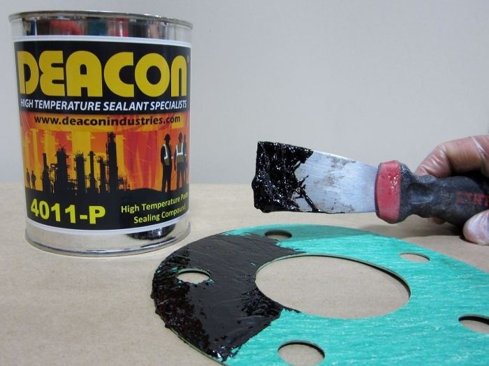 Deacon 4011-P High Temperature Paste Sealant 315-730°C And Above