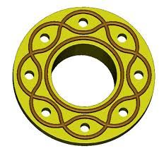 Deacon 3300 High Temperature Extruded Gasket Compound 315--870°C And Above