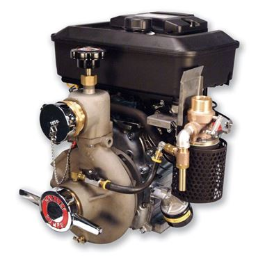 DARLEY 13HP GASOLINE ENGINE PORTABLE PUMP (2BE 13V-TWIN)